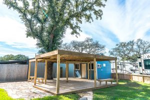 Plantation Oaks RV Park cabana