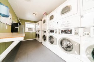 Plantation Oaks RV Park laundry room
