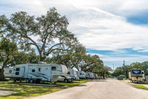 Plantation Oaks RV Park RV Sites